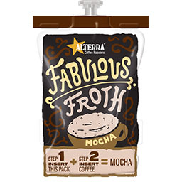 picture of mars fabulous froth drinks sachet