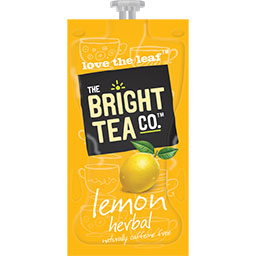 picture of bright tea lemon drinks sachet