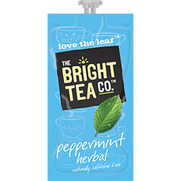 picture of bright tea peppermint drinks sachet