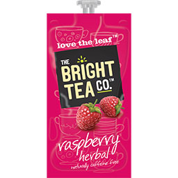 picture of bight tea raspberry drinks sachet