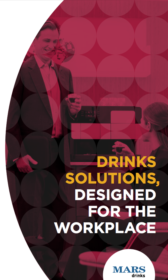 drinks solutions brochure cover