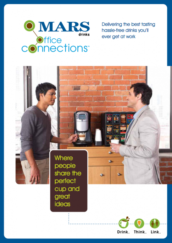 mars coffee connections brochure