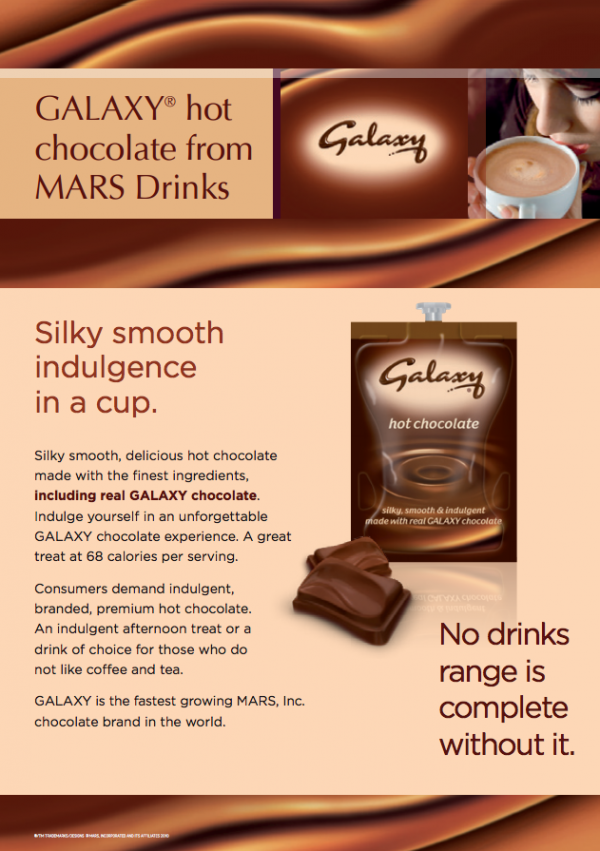 galaxy brochure cover