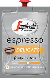 picture of segafrado espresso drinks sachet