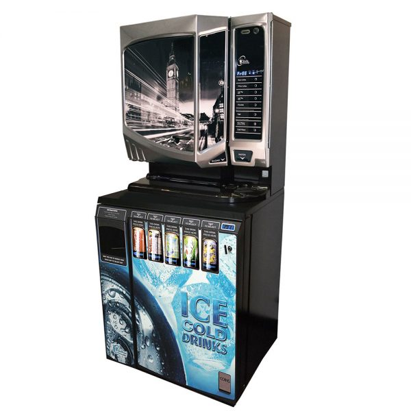 picture of style coffee machine on icebreak