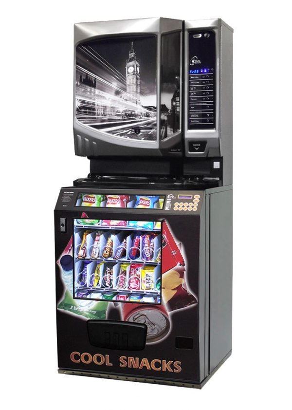 picture of style coffee machine on snackbreak