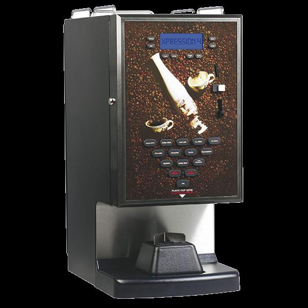 Picture of Xpression 4 coffee machine