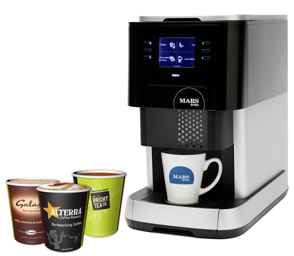 Office Coffee Machines - KSV