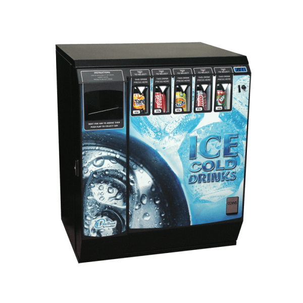picture of icebreak machine