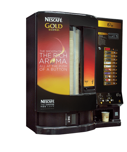 Picture of KSV 7001 coffee machine