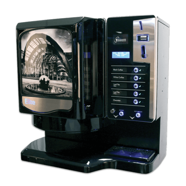 Picture of Elite coffee machine