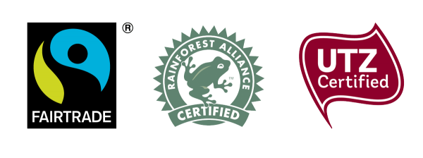 picture of fairtrade logos