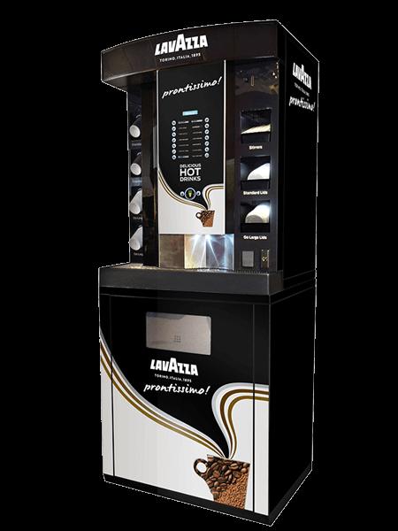 Picture of Lavazza Prontissimo coffee machine