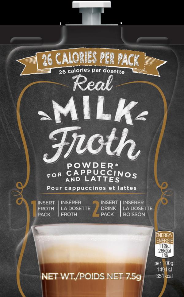 Flavia Real Milk Froth Sachet Image