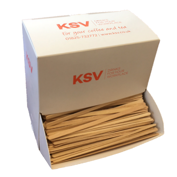 KSV Wooden Stirre Box Image