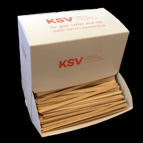 KSV Wooden Stirre Box Image