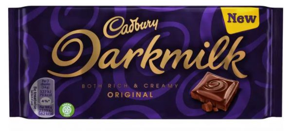 Cadbury Darkmilk Bar Image