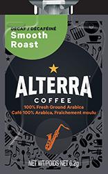 Alterra Smooth Roast Decaf Coffee Image