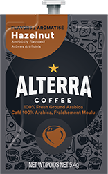 Alterra Hazelnut Coffee Image