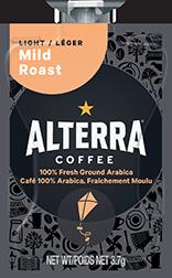 Alterra Mild Roast Coffee Image