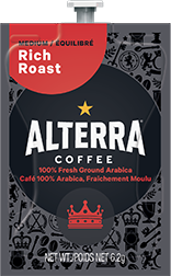 Alterra Rich Roast Coffee Image