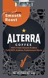 Alterra Smooth Roast Coffee Image