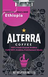 Alterra Ethiopia Coffee Image
