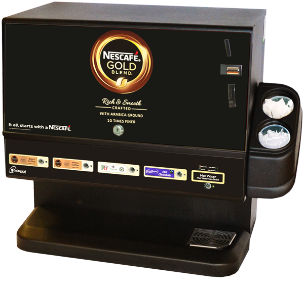 professional in-cup machine image