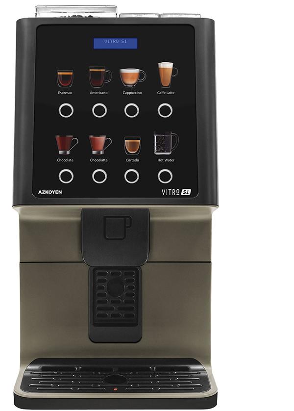 Vitro S1 Bean to Cup Coffee Machine