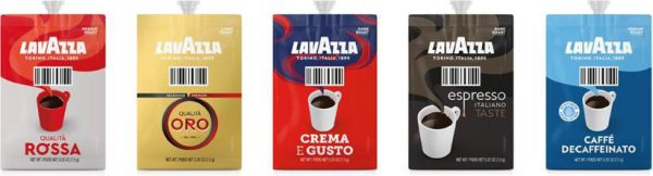 Image of Lavazza Coffee Sachets