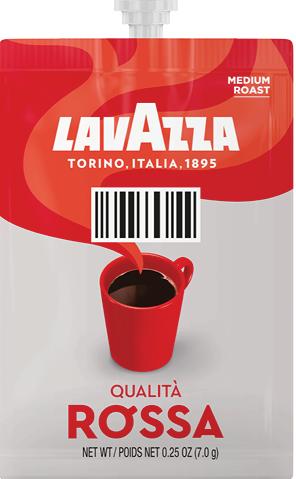 Lavazza Rossa Coffee Sachet Image