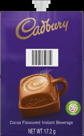 Image of Cadbury Hot Chocolate Sachet