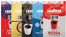 Flavia Drinks Menu Coffee